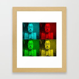 Karma Squared Framed Art Print