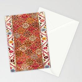 Garahgozloo Hamadan West Persian Long Rug Print Stationery Cards