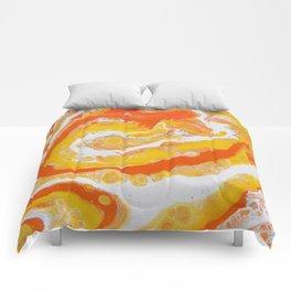 Summer Abstract #2 Comforters