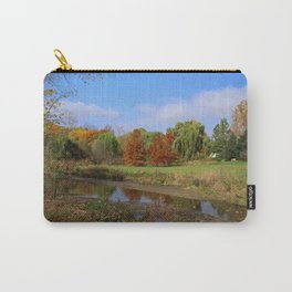 The Unrestrained Heart Carry-All Pouch