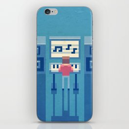 The electronic musician iPhone Skin