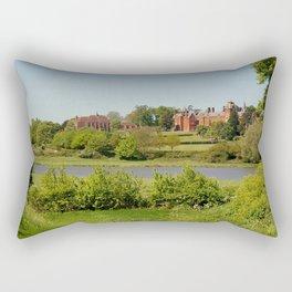 Brandeston Hall & Framlingham College, UK Rectangular Pillow