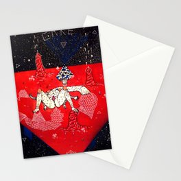 space loli ecchi depot 3 Stationery Cards