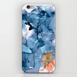 Ashy Smoke iPhone Skin