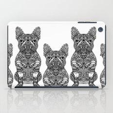 Mandala Frenchie iPad Case
