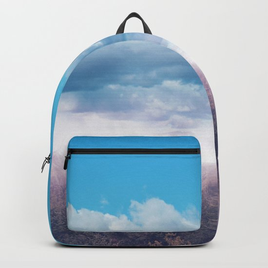 Pastel vibes 43 Backpack