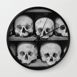 Crypt. Wall Clock