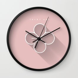 EXO lucky one Wall Clock