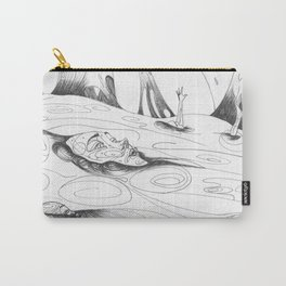 The drowning Carry-All Pouch