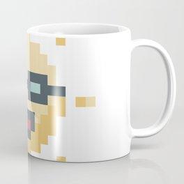 8Bit Sun Coffee Mug
