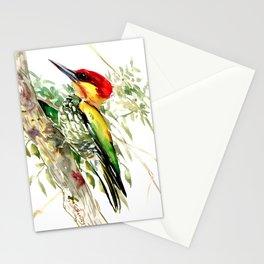 Lita Woodpecker Stationery Cards