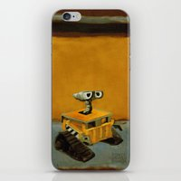 rothko iPhone & iPod Skins featuring Wall-E and Rothko by Renee Bolinger