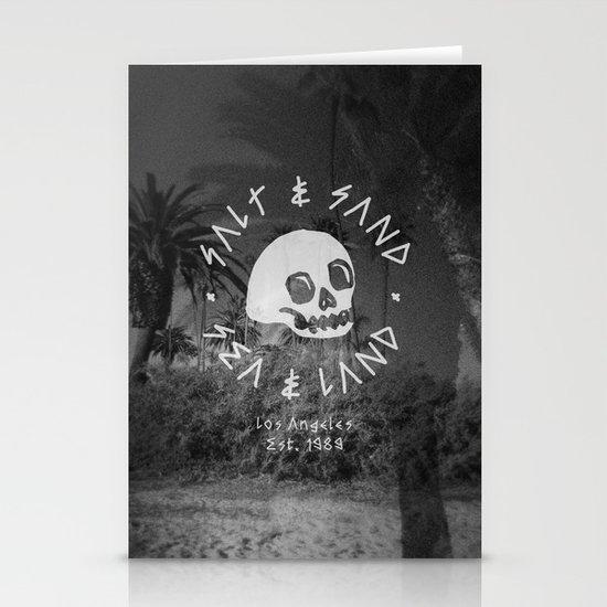 SALT & SAND Stationery Cards