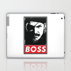 Big Boss - Metal Gear Solid Laptop & iPad Skin