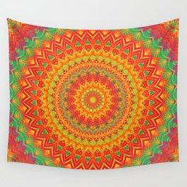 Mandala 381 Wall Tapestry