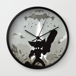 Ratchet & Clank: The Movie Wall Clock