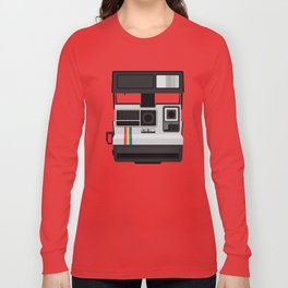 Polaroid Supercolor 635CL Long Sleeve T-shirt