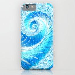 Frozen Vortex iPhone Case