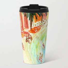 The Dominican Travel Mug
