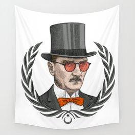 Mustafa Kemal Atatürk Wall Tapestry