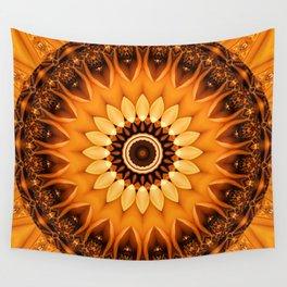 Mandala egypt sun no. 2 Wall Tapestry