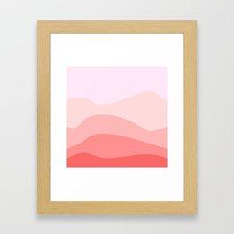 Flamingo 3 Framed Art Print