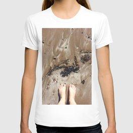 Sandy Toe Love T-shirt