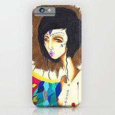 Geometric Madonna  Slim Case iPhone 6s