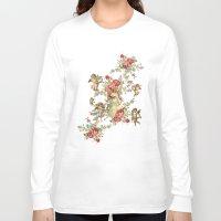 romantic Long Sleeve T-shirts featuring romantic by mark ashkenazi