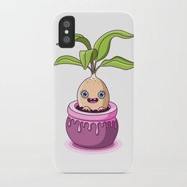 Mandrake iPhone Case