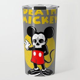 death mickey Travel Mug