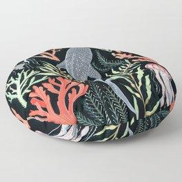 Whale shark Floor Pillow