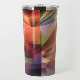 Alluvial Rose Travel Mug
