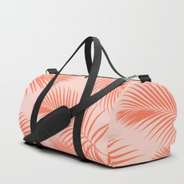 Coral Palms ~ Summer Tropical Pattern Sporttaschen