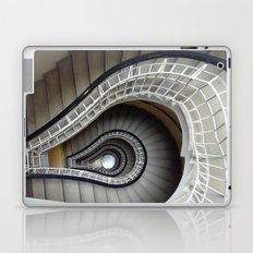 Staircase to Prague Laptop & iPad Skin