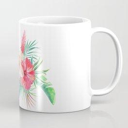 hibiscus composition Coffee Mug