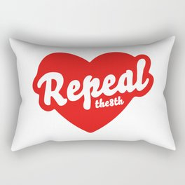 REPEAL THE 8TH Rectangular Pillow
