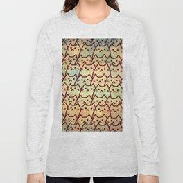 cats 95 Long Sleeve T-shirt