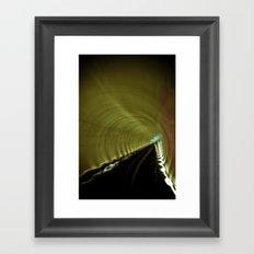 Light Games I Framed Art Print
