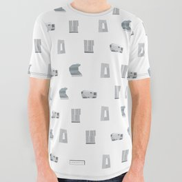 OMA: Collection All Over Graphic Tee
