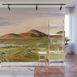 Royal County Down Golf Course Wall Mural