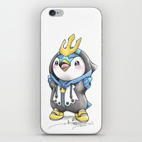 projectrocket iPhone & iPod Skins featuring Bow down to thy Emperor!   by Randy C