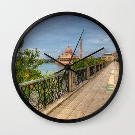 Putra Mosque Wall Clock