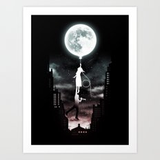 Dream Patrol Art Print