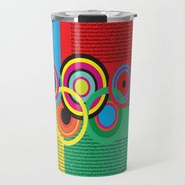 Olympic celebration 2 Travel Mug