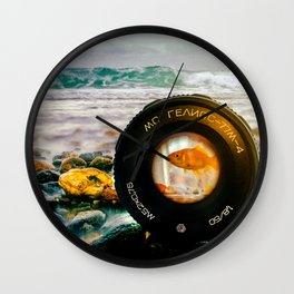 Little Nemo Wall Clock