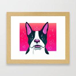 Mildred Framed Art Print