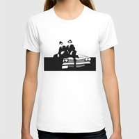 blues brothers T-shirts featuring Blues Brothers by Greg Koenig