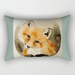 New Little World Rectangular Pillow