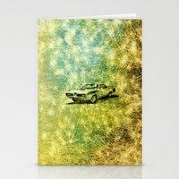 car Stationery Cards featuring car by Creative Safari